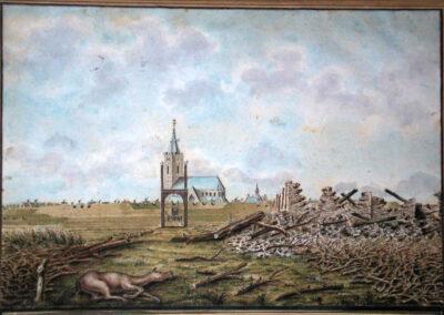 Beleg van Naarden 1813