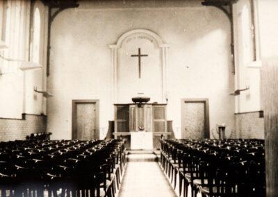 Andreaskerk interieur